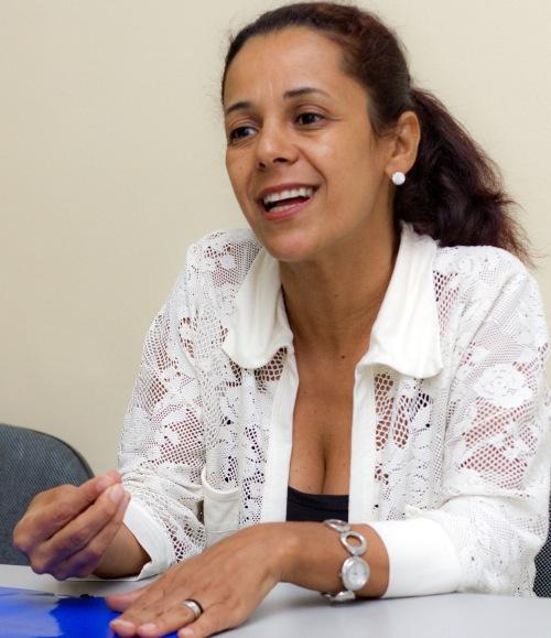 Valdênia Lanfranchi, Ouvidora da Polícia na Paraíba (Foto: David Trindade)